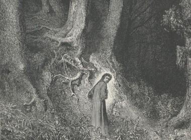 Gustave Dore Inferno canto I