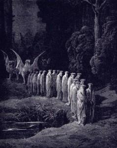 Purgatorio canto XXIX
